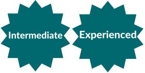 Intermediate to Experienced Users