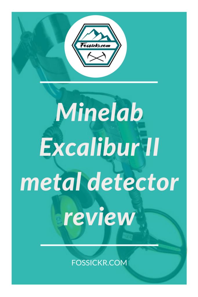Minelab Excalibur II Review