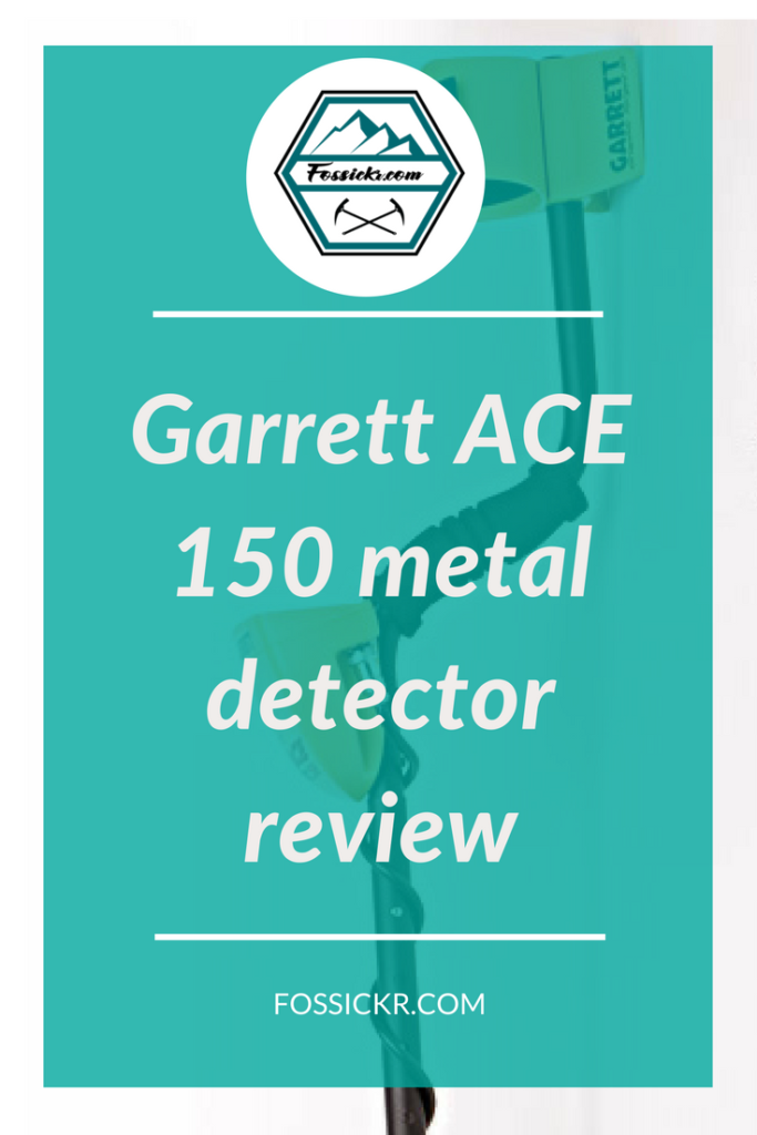 Garret ACE 150 review