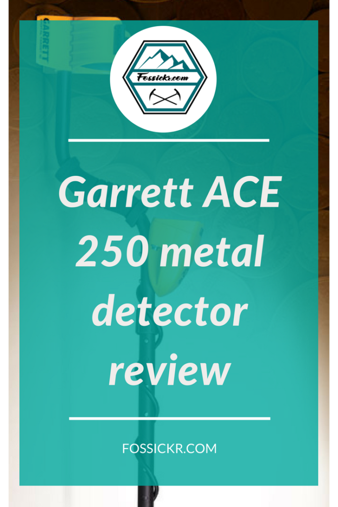 Garret ACE 250 review