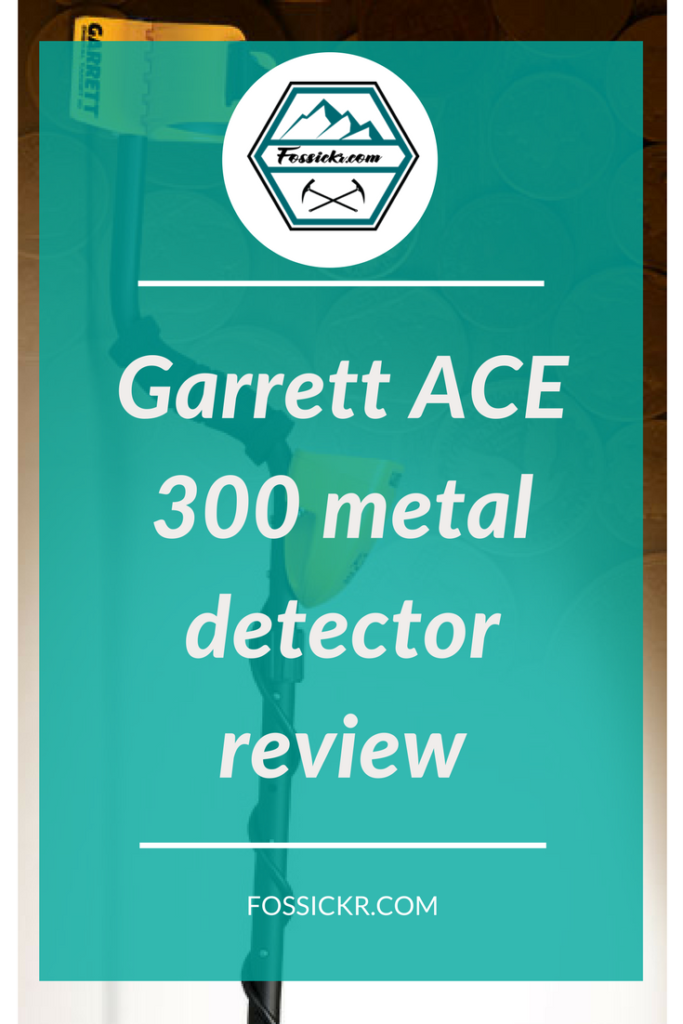 Garret ACE 300 review
