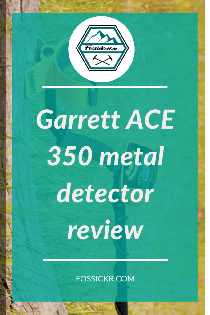Garret ACE 350 review
