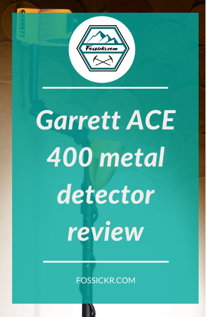 Garret ACE 400 review