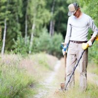 Know the correct etiquette when metal detecting in the great outdoors