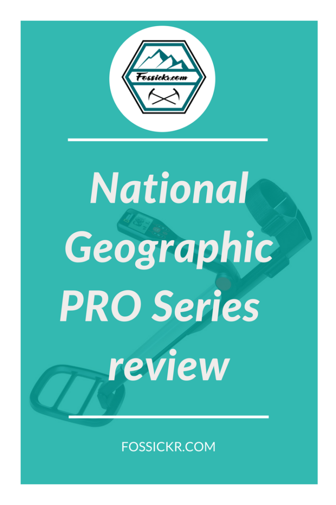 National Geographic PRO Series Metal Detector Review