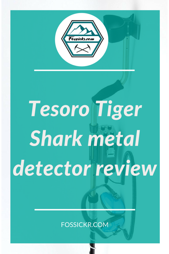 Tesoro Tiger Shark Review