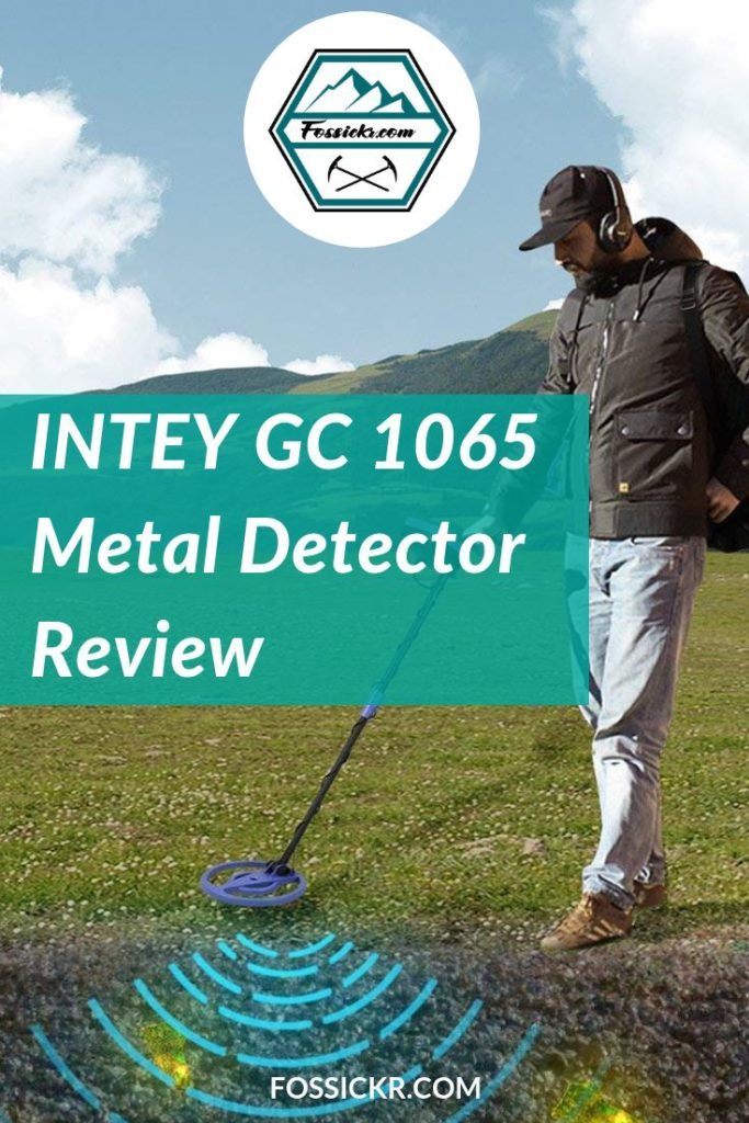 INTEY GC 1065 Metal Detector Review