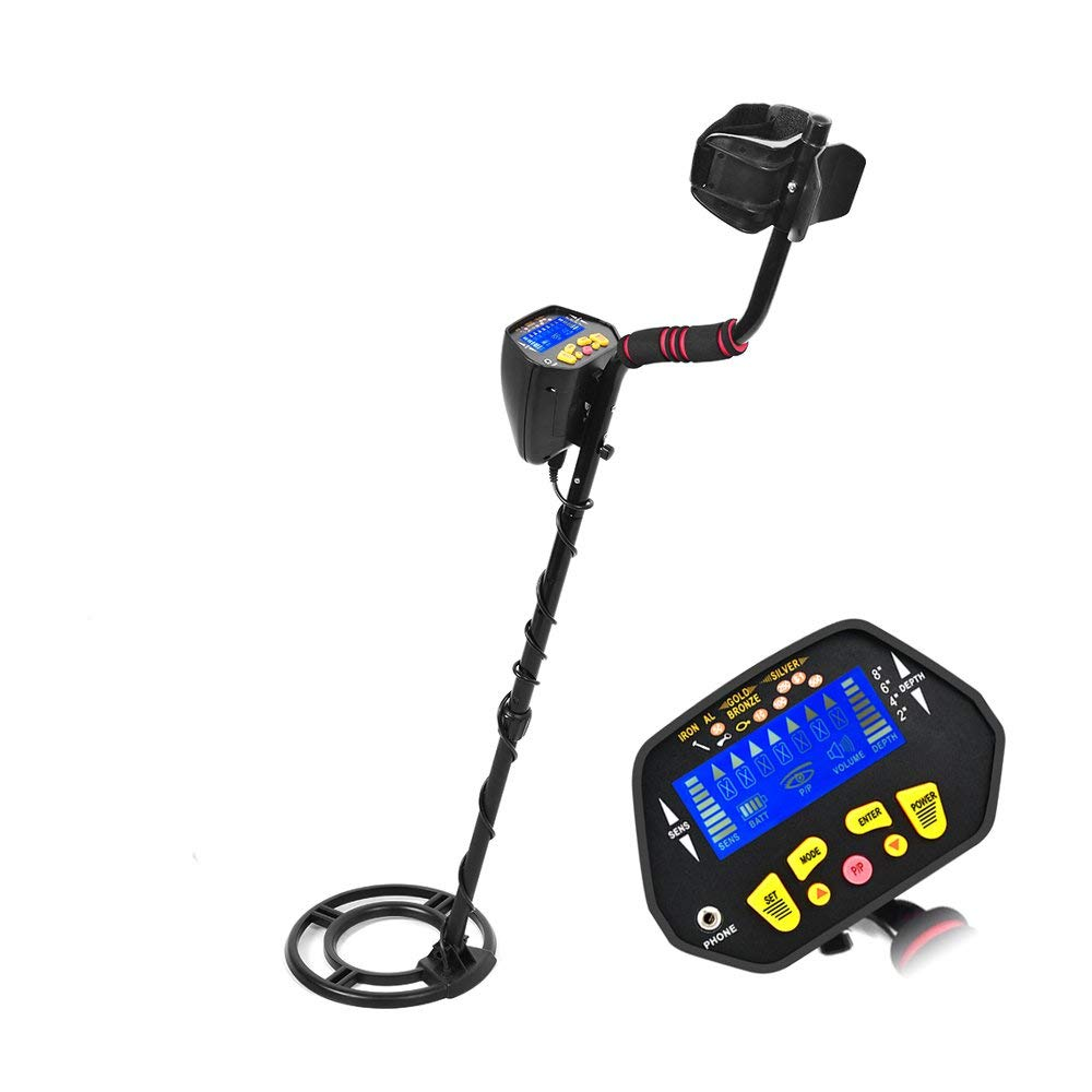 RM Ricomax Metal Detector Review
